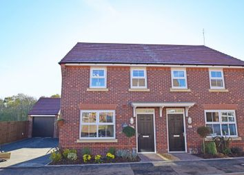 Thumbnail 3 bed semi-detached house for sale in Whetstone Street, Redditch
