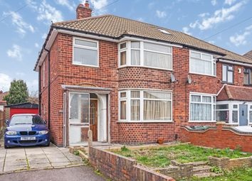 Thumbnail 3 bed semi-detached house to rent in Gayhurst Close, Leicester
