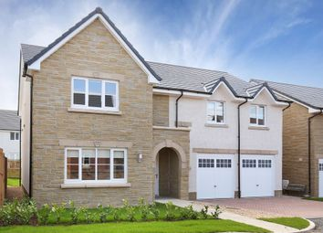 Thumbnail 5 bed detached house for sale in Winchburgh, Broxburn
