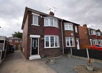 Thumbnail 3 bed semi-detached house for sale in Richmond Road, Scawsby, Doncaster