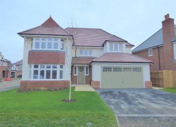 Thumbnail 4 bed property for sale in Lodge Park Drive, Evesham