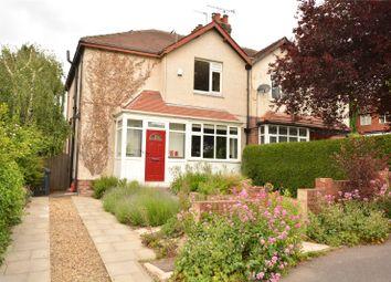 Thumbnail 3 bedroom semi-detached house for sale in Granton Road, Chapel Allerton, Leeds