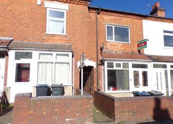 Thumbnail 2 bed terraced house for sale in Milner Road, Birmingham, West Midlands