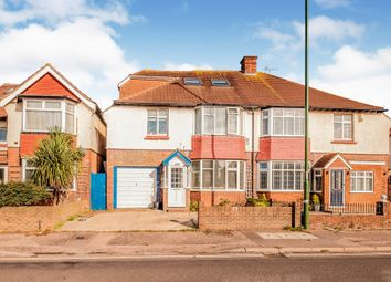 Thumbnail Semi-detached house for sale in Old Shoreham Road, Southwick, Brighton