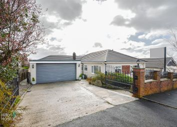 Thumbnail 4 bed detached bungalow for sale in Stone Edge Road, Barrowford, Nelson