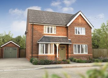"""Thumbnail 4 bed detached house for sale in """"The Shirley"""" at Omega Boulevard, Warrington"""