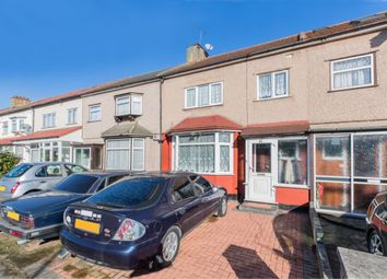 Thumbnail 3 bed terraced house for sale in Cranley Road, Newbury Park, Ilford