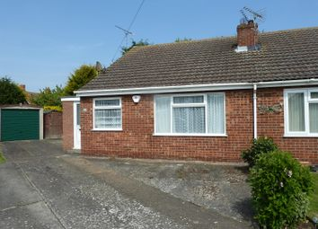 Thumbnail 2 bed semi-detached house for sale in Maxwell Drive, Mablethorpe