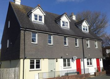 Thumbnail 3 bed terraced house to rent in Tryelyn, Bodmin