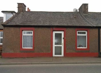 Thumbnail 2 bed cottage for sale in Bruce Street, Lochmaben, Lockerbie