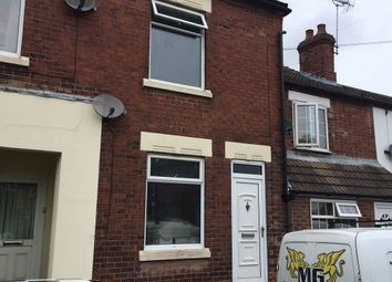 Thumbnail 2 bed property to rent in Church Street, Church Gresley, Swadlincote