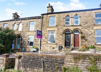 3 bed terraced house for sale in Mellor Road, New Mills, High Peak SK22
