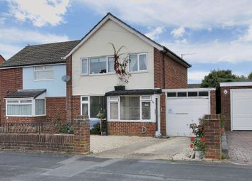 Thumbnail 3 bed semi-detached house for sale in Corunna Main, Andover