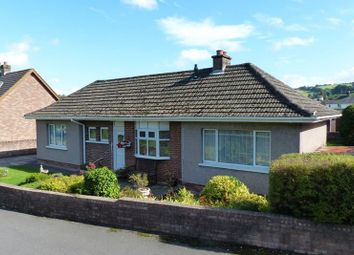 Thumbnail 2 bed detached bungalow for sale in Newton Green, Brecon