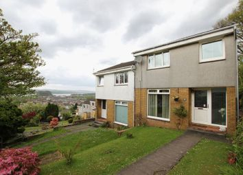 Thumbnail 3 bed semi-detached house for sale in Barnhill Road, Dumbarton