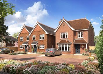 Thumbnail 4 bed detached house for sale in Locks Ride, Ascot, Berkshire