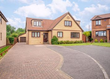 Thumbnail 5 bed detached house for sale in South Knowe, Crossgates, Cowdenbeath