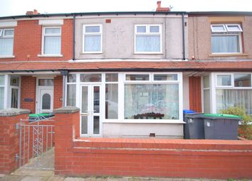 Thumbnail 3 bedroom terraced house for sale in Threlfall Road, Blackpool