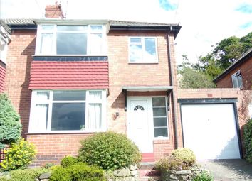 Thumbnail 3 bed semi-detached house to rent in Otterburn Gardens, Low Fell, Gateshead