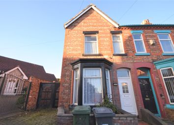 Thumbnail 2 bed end terrace house to rent in Rosebery Grove, Birkenhead