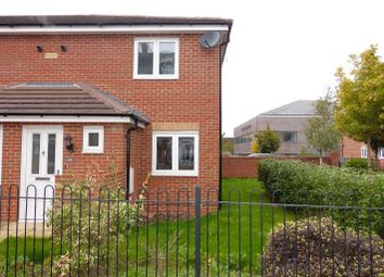 Thumbnail 1 bed end terrace house to rent in Greenways, Gloucester