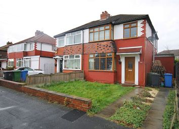Thumbnail 3 bed semi-detached house for sale in Ash Road, Penketh, Warrington