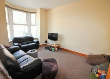 Thumbnail 4 bed terraced house to rent in Highland Road, Southsea, Portsmouth, Hampshire
