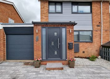 Thumbnail 4 bed semi-detached house for sale in Ely Close, Feniton, Honiton