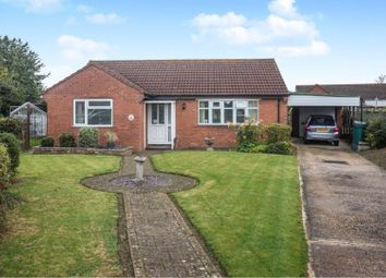 Thumbnail 2 bed detached bungalow for sale in Laing Close, Bardney, Lincoln