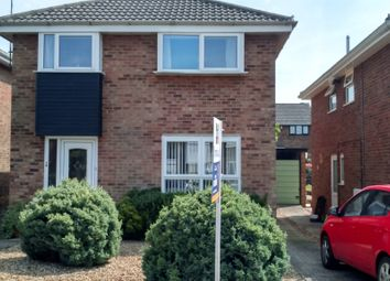 Thumbnail 4 bed detached house for sale in The Slip, Brixworth, Northampton