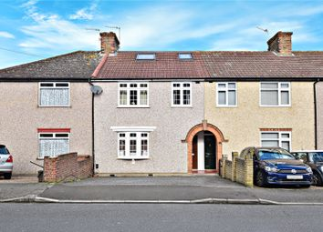 Thumbnail 4 bed terraced house for sale in Whitehill Road, Crayford, Kent