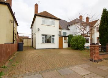 Thumbnail 3 bed semi-detached house to rent in Herricks Avenue, Leicester