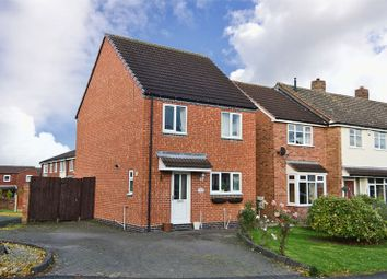 Thumbnail 3 bed detached house for sale in Jackson Road, Lichfield