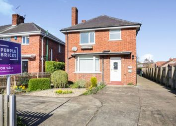 Thumbnail 3 bed detached house for sale in High Holme Road, Louth