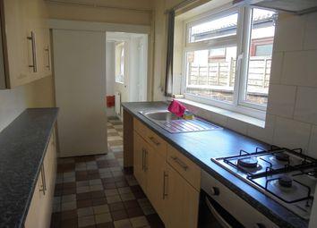 Thumbnail 2 bed terraced house to rent in Wade Street, Burslem Park, Burslem, Stoke On Trent