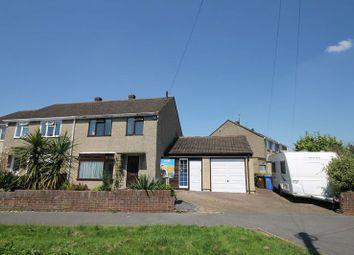 Thumbnail 3 bed semi-detached house for sale in Edinburgh Drive, Kidlington