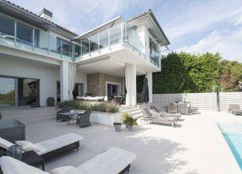 Thumbnail 5 bed villa for sale in Newly Built Villa With Sea Views, Portals Nous, Mallorca, Balearic Islands, Spain