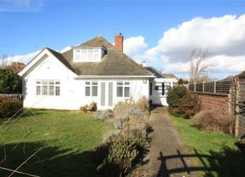 Thumbnail 4 bed detached bungalow for sale in Telgarth Road, Ferring, West Sussex