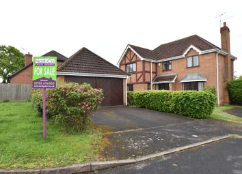 Thumbnail 4 bed detached house for sale in Balmoral Close, Fernhill Heath, Worcester, Worcestershire