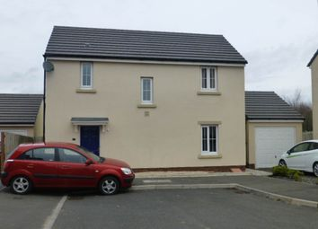 Thumbnail 3 bed detached house to rent in Heol Waunhir, Carway, Kidwelly