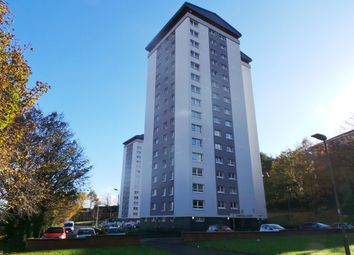Thumbnail 2 bed flat for sale in Camphill Court, Paisley