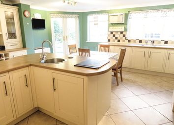 Thumbnail 5 bedroom detached house for sale in Wimblington Road, March