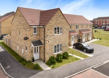 Thumbnail 3 bed detached house for sale in Hornbeam Close, Selby