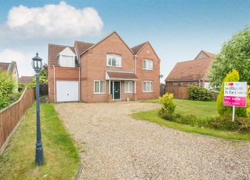 Thumbnail 5 bedroom detached house for sale in Captains Beck, Pinchbeck, Spalding