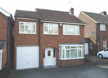 Thumbnail 4 bed detached house for sale in Dale View, Ilkeston