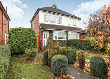 Thumbnail 2 bed semi-detached house for sale in Church Road, Sheldon, Birmingham, West Midlands