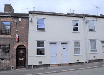 Thumbnail 2 bed terraced house for sale in 30 Elliott Street, Newcastle Under Lyme, Staffordshire