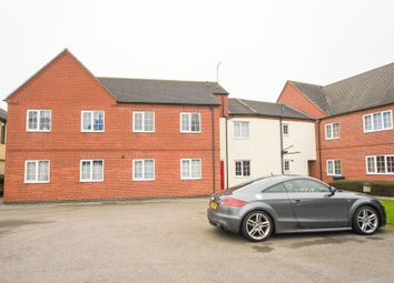 Thumbnail 2 bedroom flat for sale in Park Road, Ratby, Leicester