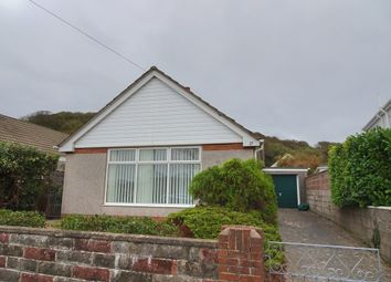 Thumbnail 3 bed detached bungalow for sale in Cherry Tree Avenue, Danygraig, Porthcawl
