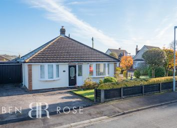 Thumbnail 4 bed detached bungalow for sale in Smithy Close, Brindle, Chorley